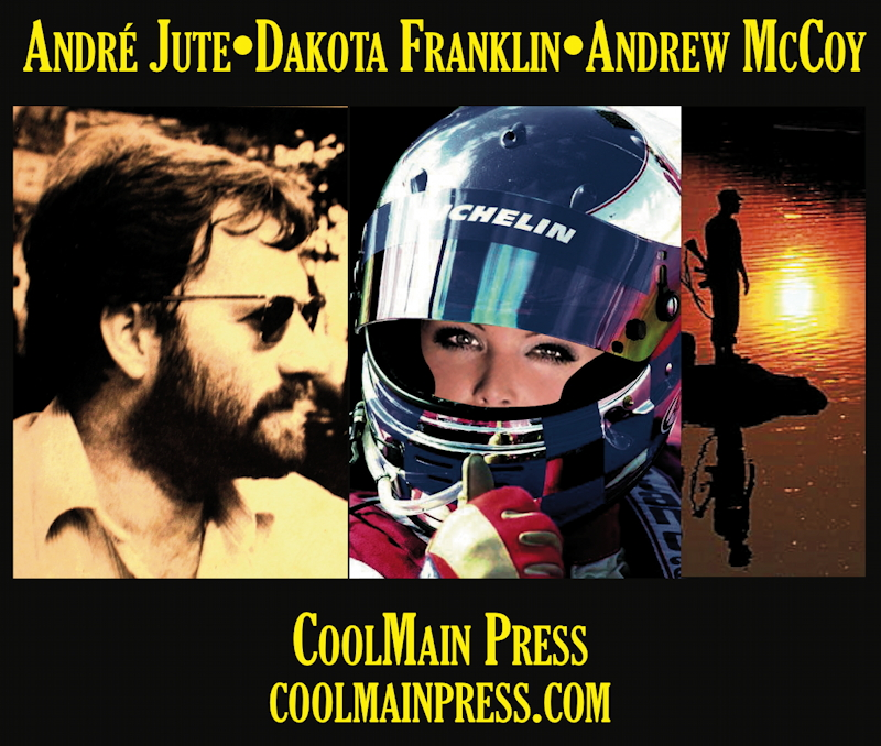 Books by CoolMain Press Featured Authors